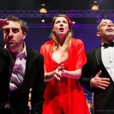 Concert du Nouvel an 2014 - Zénith de Pau - Avi Klemberg, Lucie Roche, Matthieu Lécroart