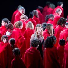 Le Monstre du Labyrinthe - Opéra de Lille - Lucie Roche © U. Ponte