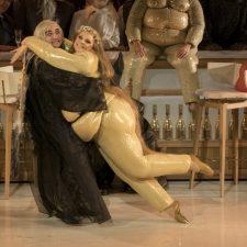 Orphée aux enfers - Angers Nantes opéras - Mathias Vidal, Lucie Roche © J. Rabillon